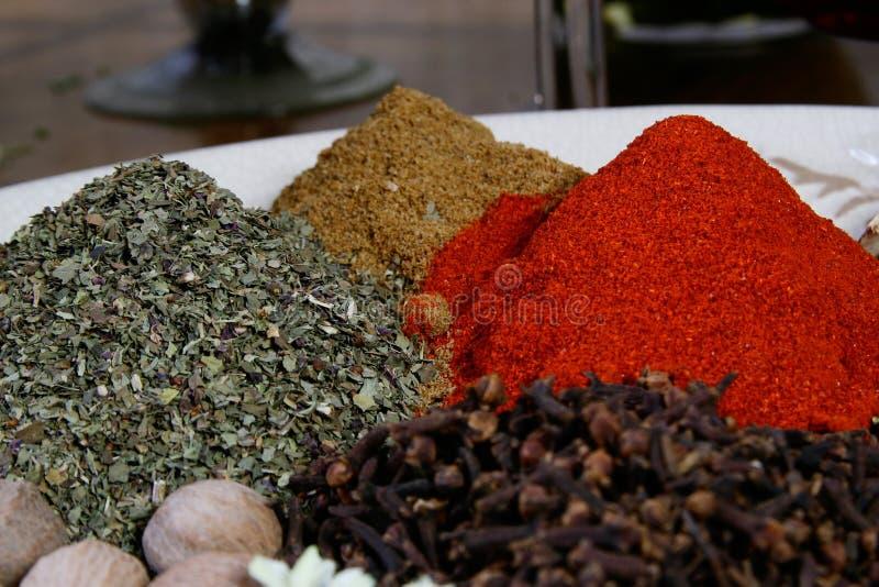 Download Spices stock image. Image of savory, seasoning, cook, preparing - 4715253