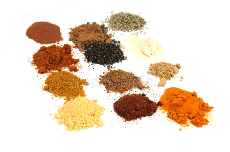 Spices Free Stock Photo