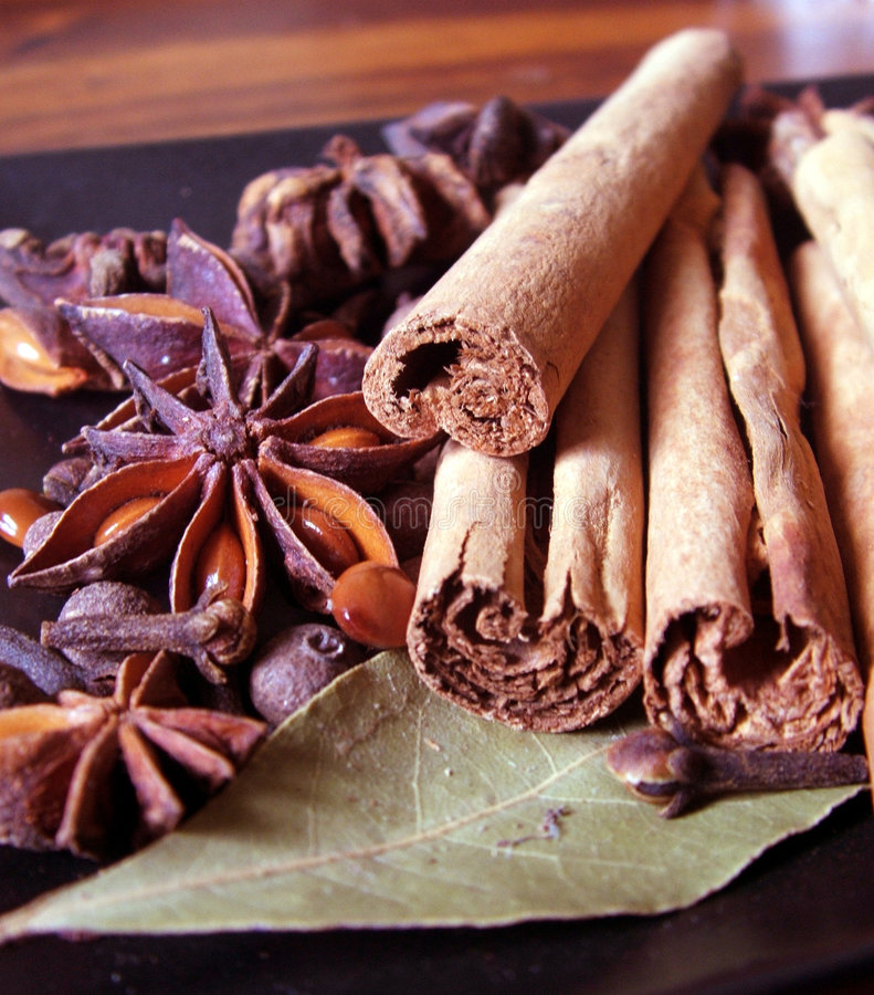 Free Spices Royalty Free Stock Photography - 7789947