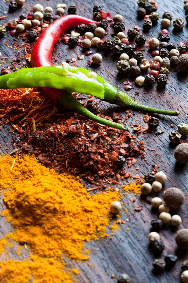 Free Spices Stock Photo - 9199410