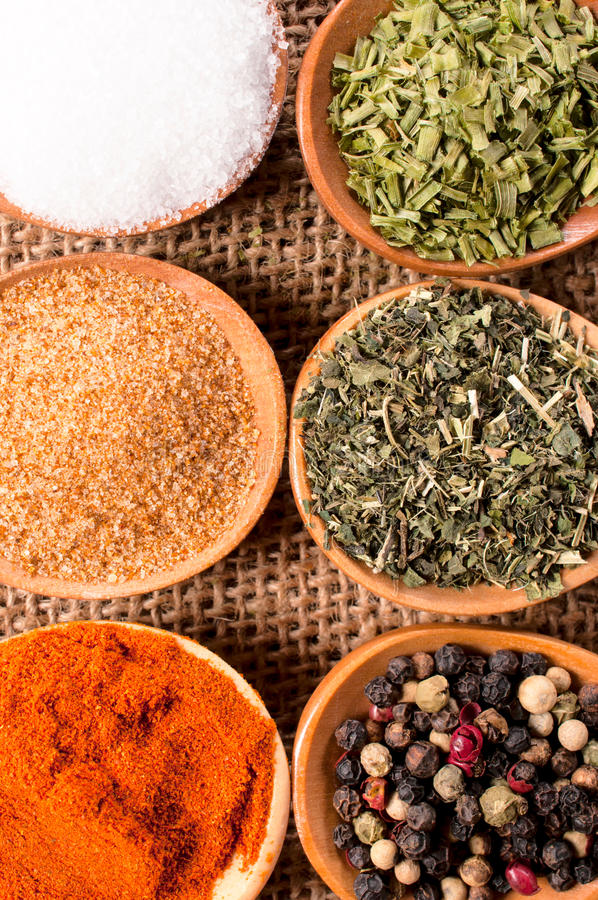 Download Spices Royalty Free Stock Photos - Image: 33170308