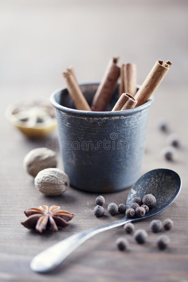 Download Spices and herbs stock photo. Image of natural, food - 24800750