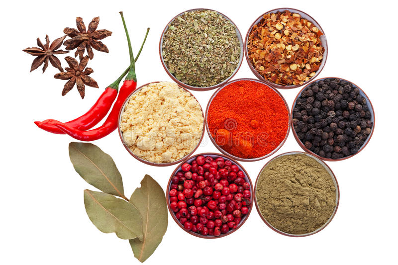 Download Spices stock photo. Image of group, variety, additives - 30546316