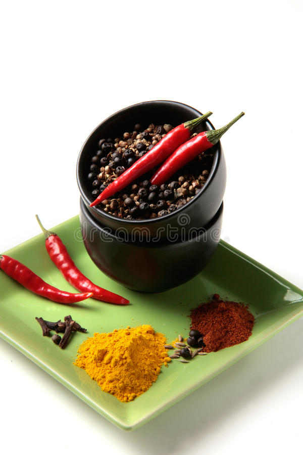 Download Spices variety stock photo. Image of colourful, indian - 13268604