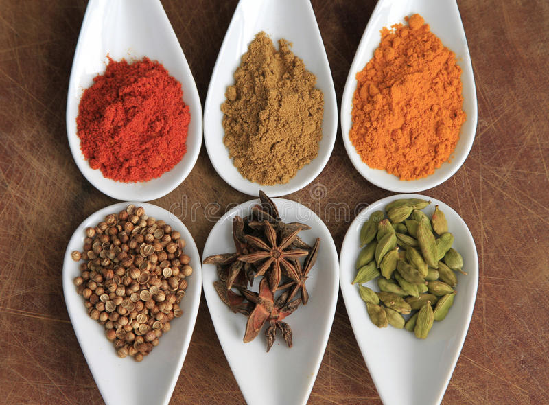 Download Spices stock photo. Image of photography, anise, turmeric - 40381652