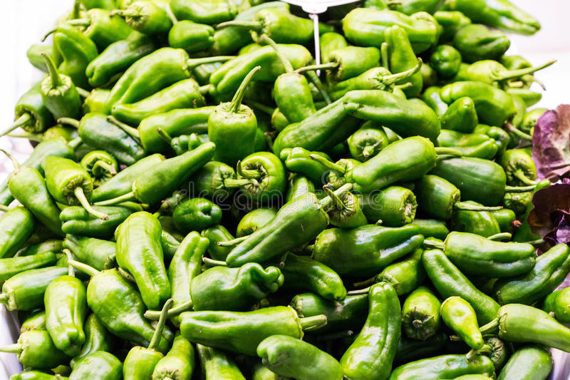 Spicy chili pepper royalty free stock images