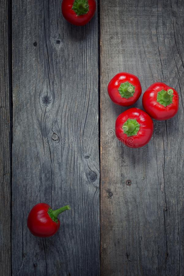 Free Spicy Round Red Hot Peppers Royalty Free Stock Photos - 121424248