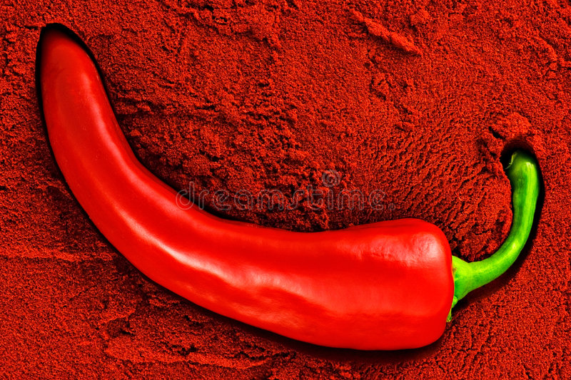 Spicy tandoori stock photos