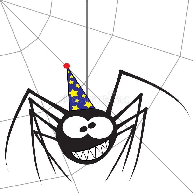Spider-3 lizenzfreie abbildung