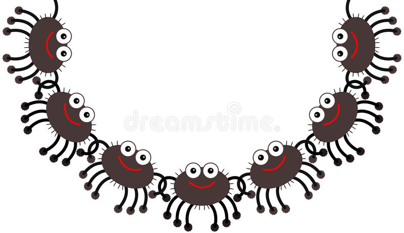 Download Spider Chains Royalty Free Stock Photo - Image: 32243265