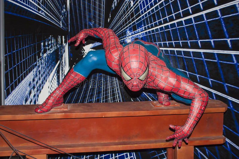 Spider-Man royalty free stock photography