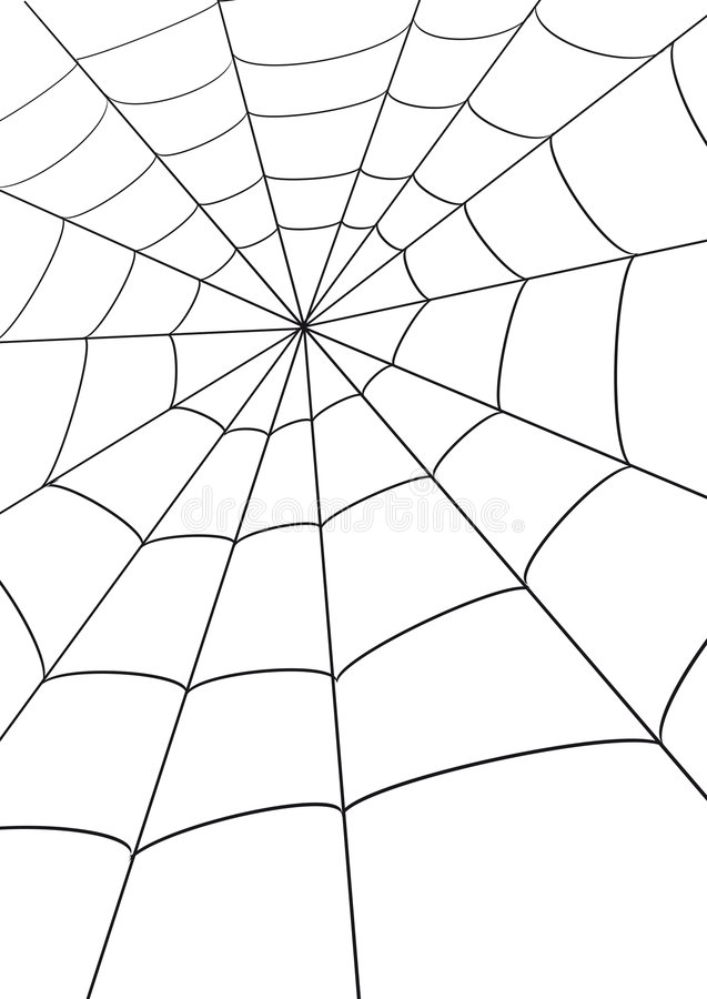Spider S Web Royalty Free Stock Photography