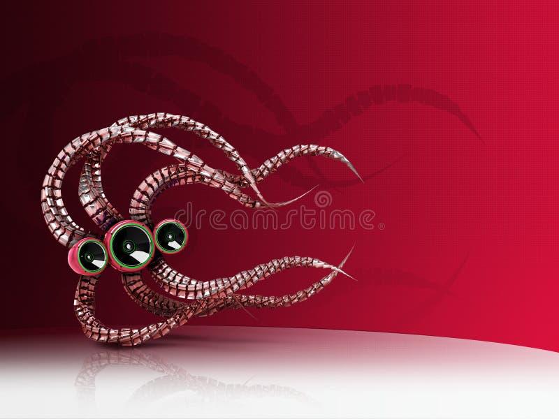 Download Spider Speakers stock illustration. Illustration of speakers - 15966772
