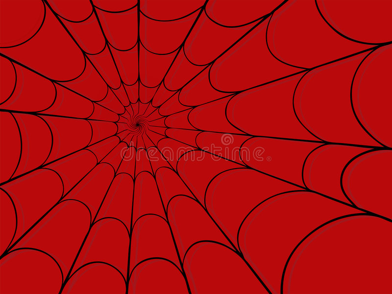 Download Spider web stock vector. Image of catching, spooky, construction - 2539495