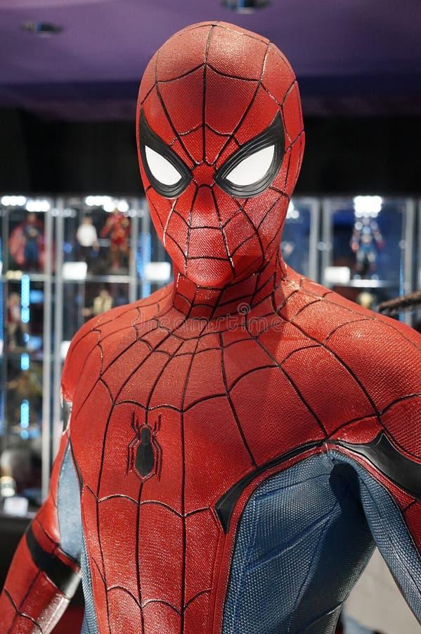 Spiderman photos stock