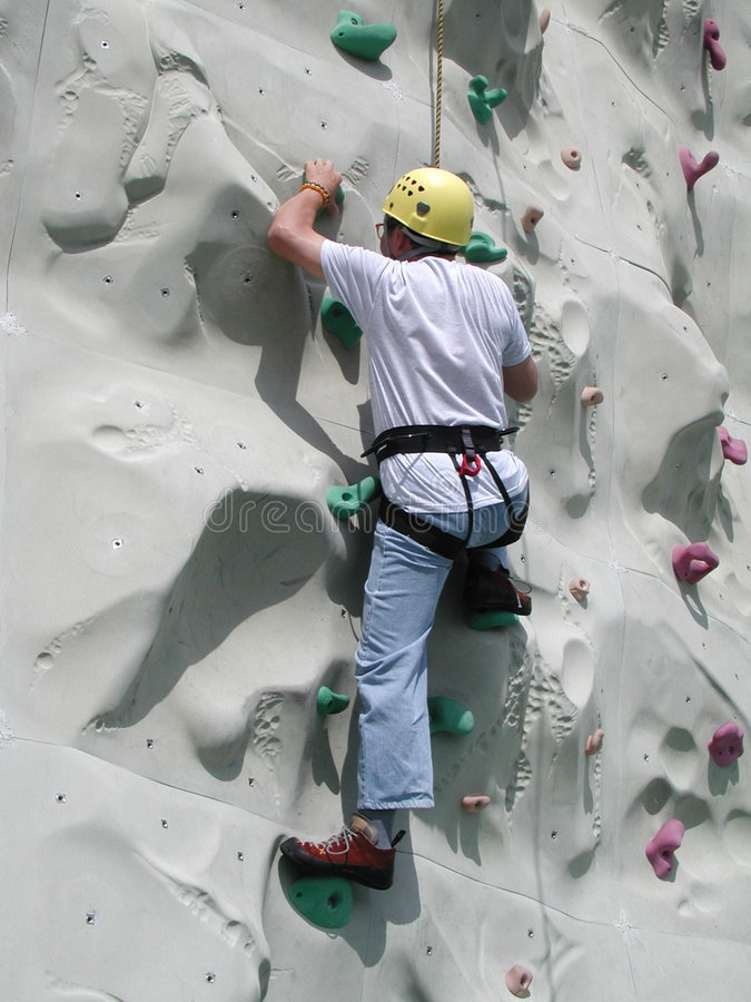 Download Spiderman stock image. Image of climbing, handle, safety - 194665