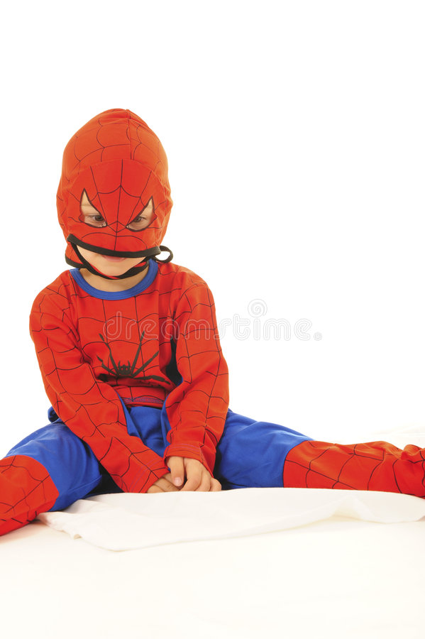 Spiderman lizenzfreie stockfotografie