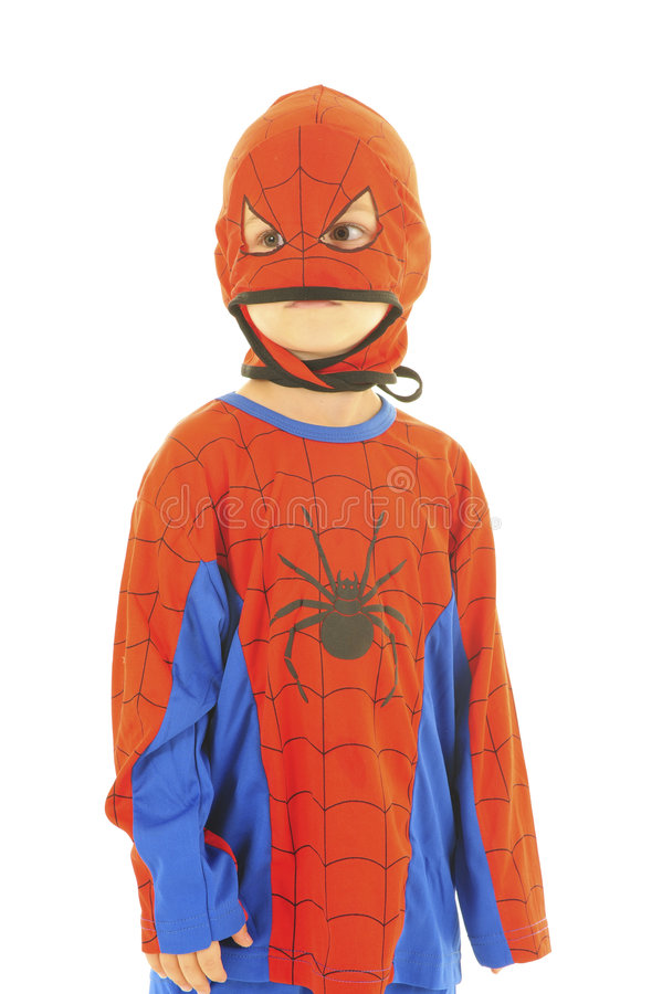 Spiderman royalty free stock photos