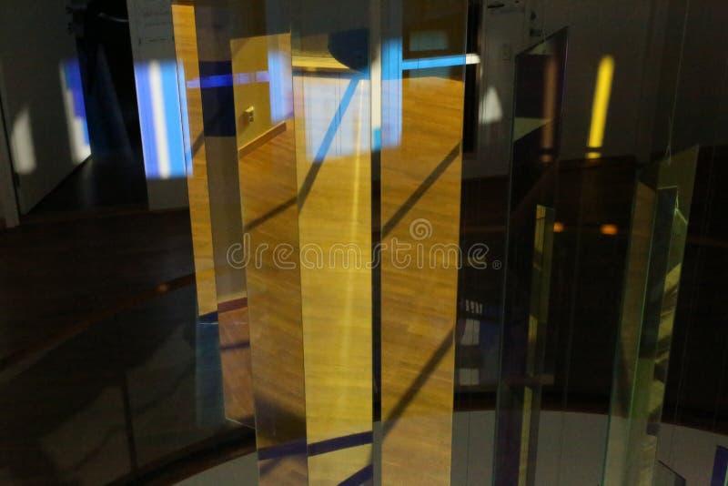 spiegels stock afbeelding
