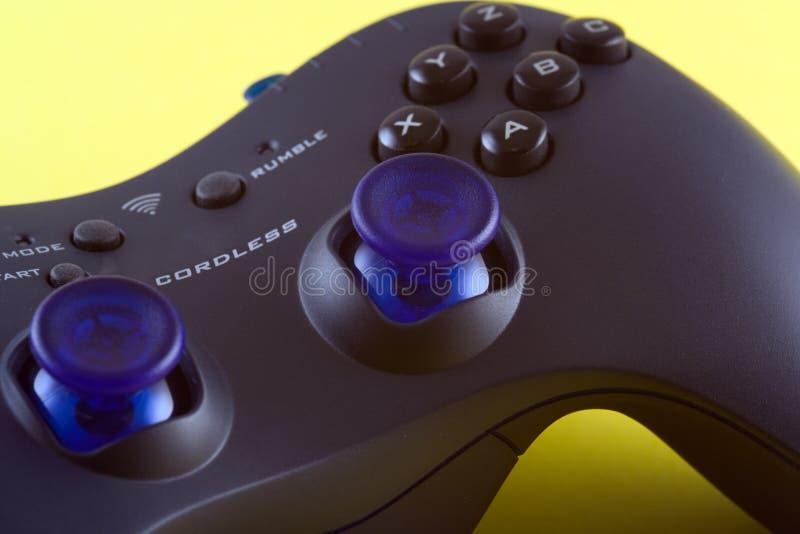 Spiel-Controller stockfotos