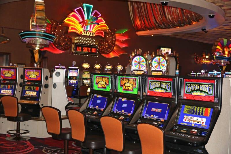 Spielautomaten lizenzfreie stockfotografie