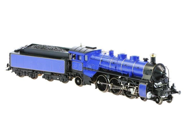 Spielen Sie Dampf-Lokomotive stockfotografie