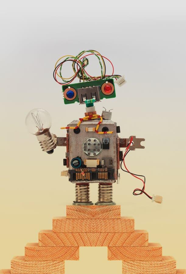 Charmant Muskel Draht Roboter Hand Fotos - Elektrische ...