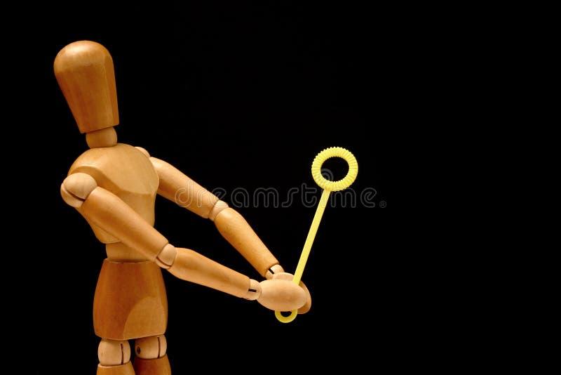 Spielerisches Mannequin stockbilder