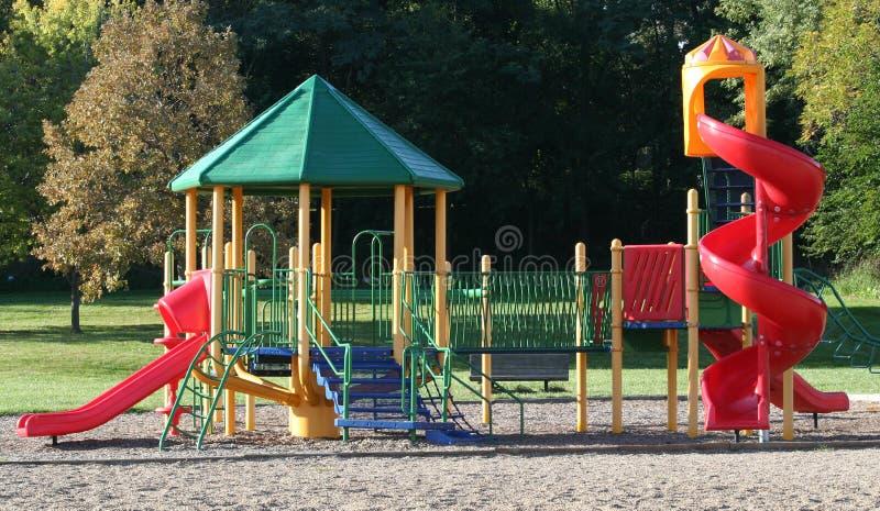 Spielplatz stockbilder