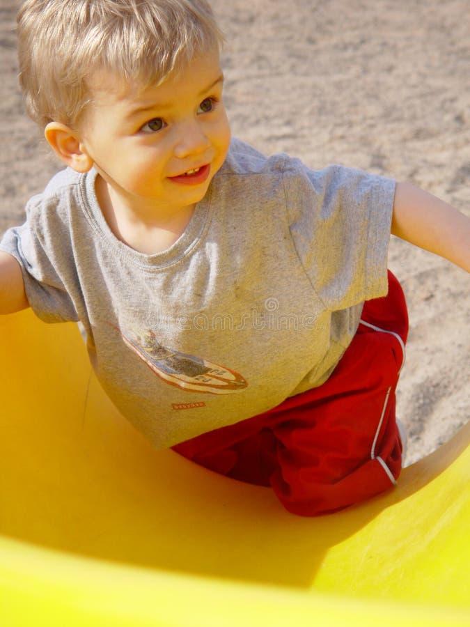 Spielplatz-Spaß lizenzfreie stockfotografie