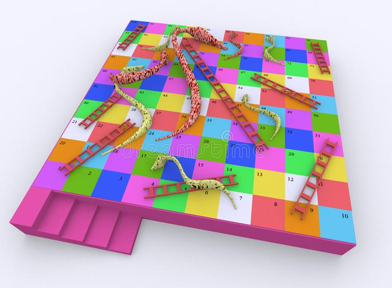 Spielvorstand vektor abbildung
