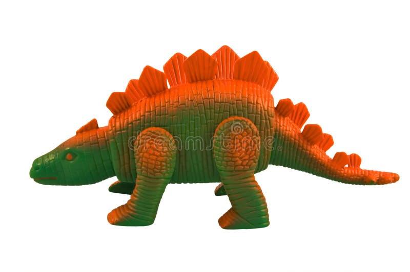 Spielzeug-Dinosaurier stockbilder