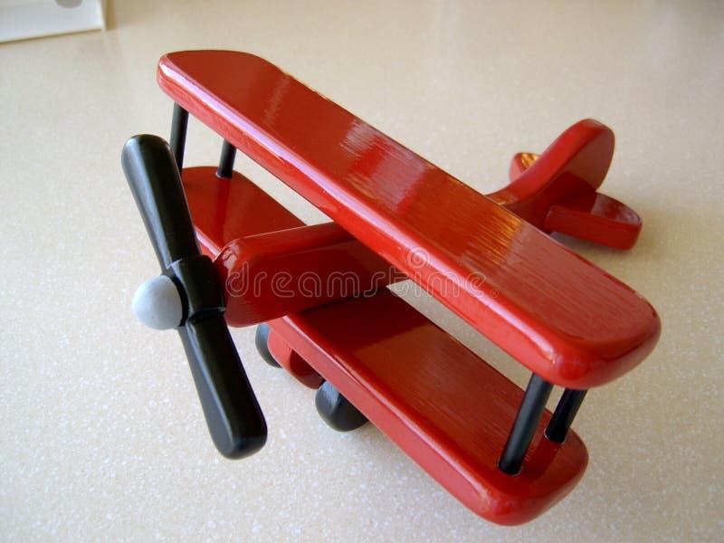 Spielzeug-Flugzeug Stockbild