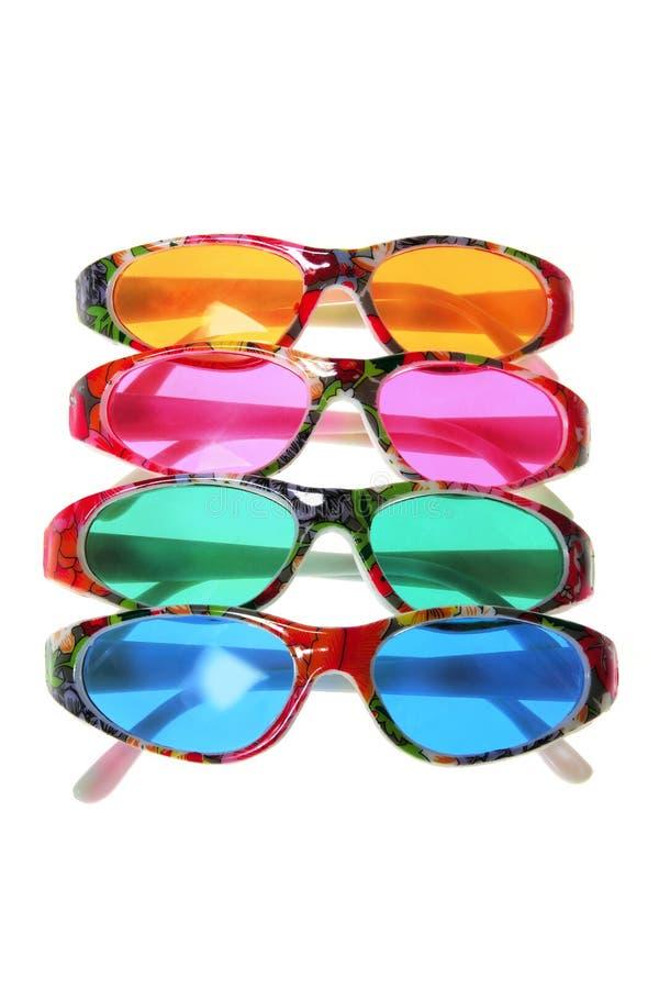 Spielzeug-Sonnenbrillen stockfotos