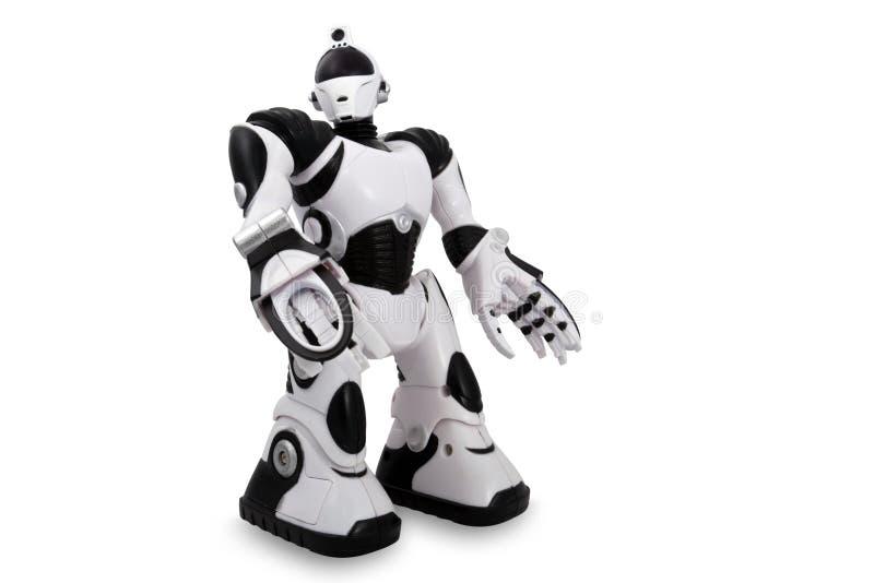 Spielzeugroboter stockfoto
