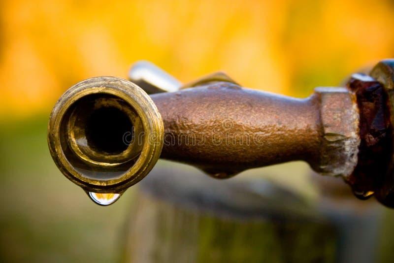 Spigot Dripping