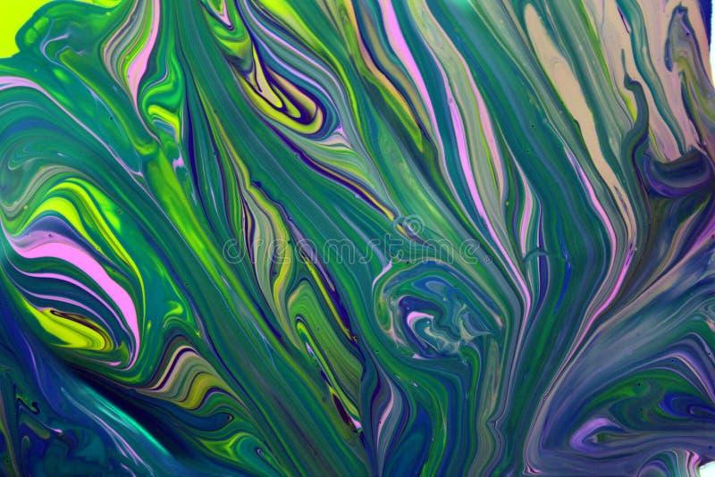 Spikar den abstrakta teckningen för textur som göras med, polermedel royaltyfri bild