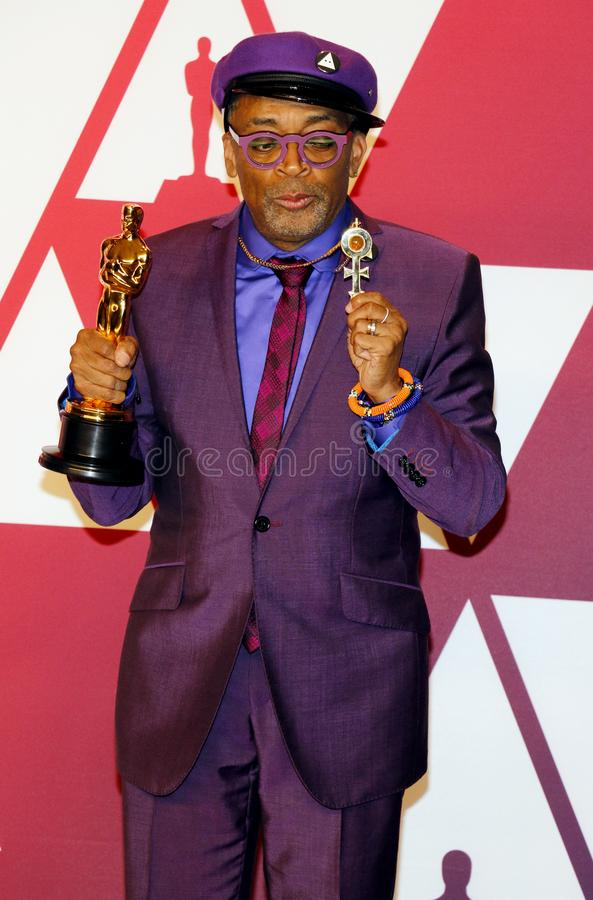 Spike Lee image stock