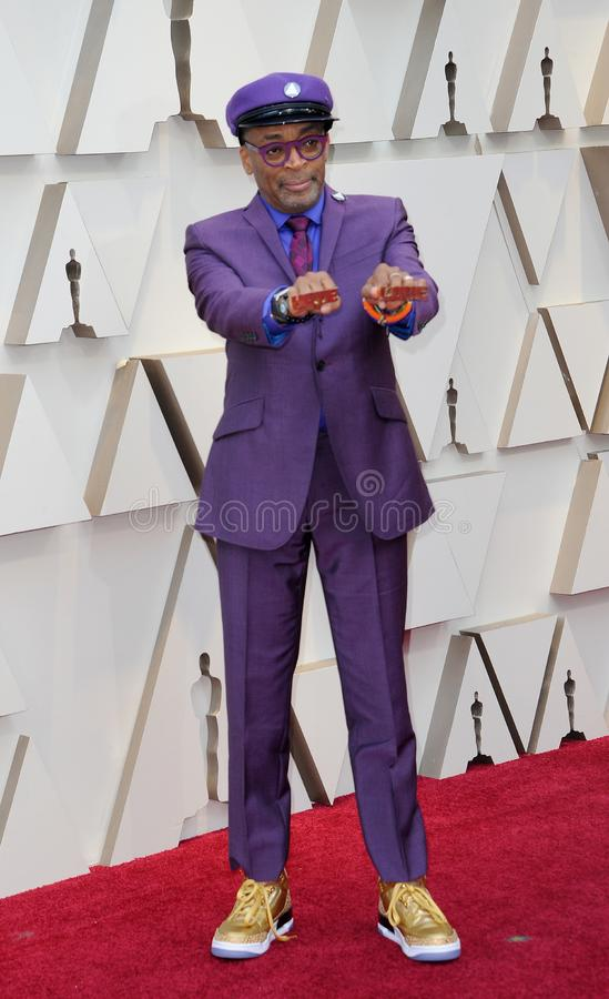 Spike Lee royalty free stock photos