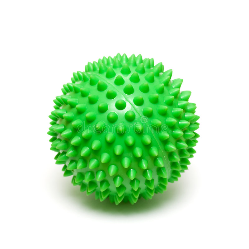 Download Spiked Ball stock photo. Image of grip, rough, tactile - 8756694
