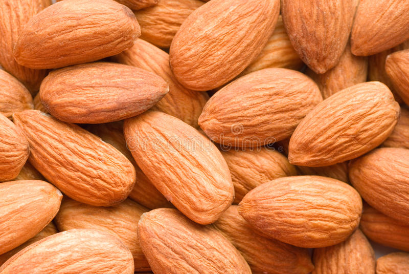 Download Spilled Almonds Royalty Free Stock Photos - Image: 26926158