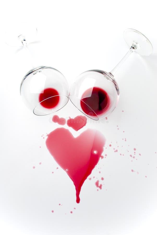 Download Spilled red wine stock photo. Image of beverage, merlot - 14808720