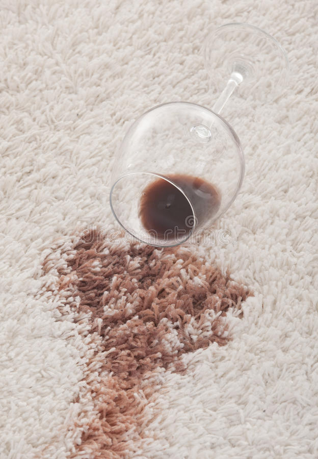 Spilled Wine Stock Image Image Of Dirty Home Stress