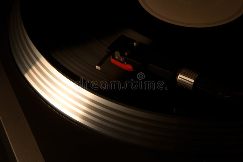 Download Spin the Record stock photo. Image of rock, vinyl, roll - 1762998