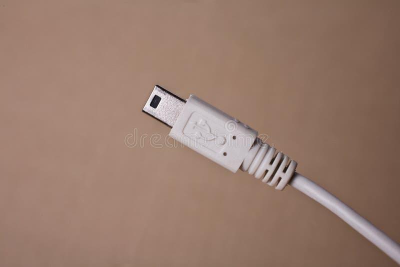 Spina del USB immagine stock