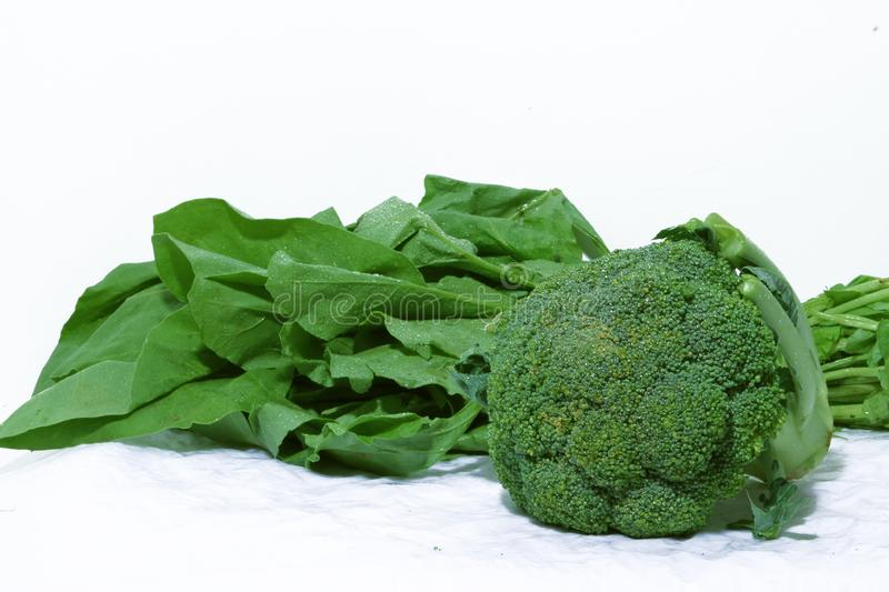 Image result for spinach and broccli white background""