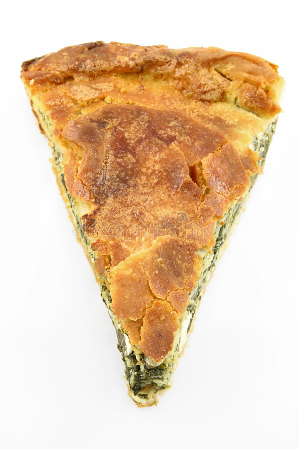 Free Spinach Pie ( Spanakopita ) Royalty Free Stock Photography - 19167277