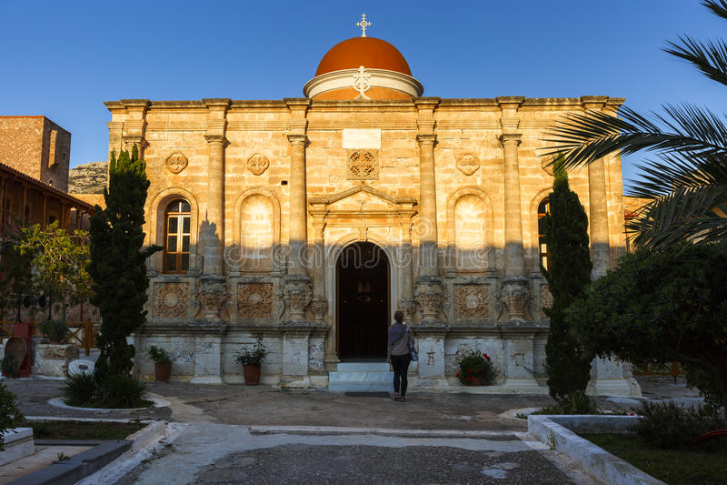 Spinalonga, Crete imágenes de archivo libres de regalías