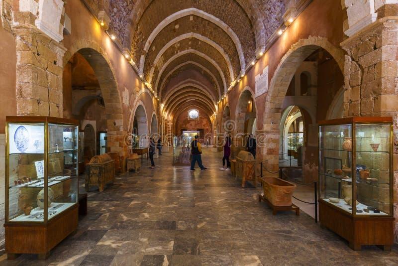 Spinalonga, Crete foto de archivo libre de regalías