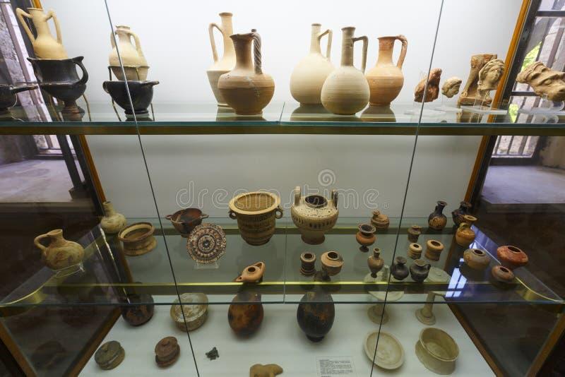 Spinalonga, Crete fotos de archivo libres de regalías